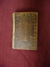 Small Octavo 1569 Latin New Testament-Bible- with many woodcuts