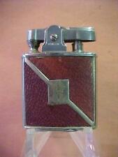 """1930's Art Deco Ronson Lighter – Extra Rare Princes """"Frat"""""""