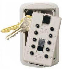 Supra KeySafe Slimline Push Button Lock Box Key Safe 001370 Kidde Safety