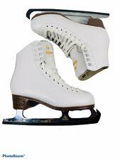 New listing 🔥 Jackson • JS1290 Excel Ice Skates Mark II • White • Women's Sz 5 1/2 C • New
