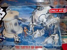 exclusive Battle of Hoth Ultimes Battle Pack (MISB) Star Wars (2007) Hasbro
