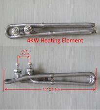 "Hot Tub Spa Heater Element Flo Thru 4KW 240V 10""replace balboa M7 heat"