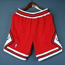 100% Authentic Mitchell & Ness Bulls NBA Shorts Size M 40 - jordan pippen