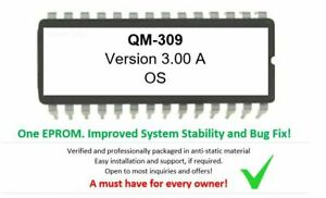 Quasimidi Rave-O-Lution 309 - Version 3.00a Firmware Update Eprom [Latest OS