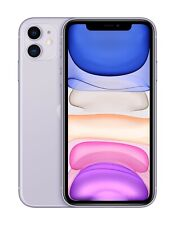 Apple iPhone 11 128gb Purple Mwm52ql a