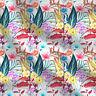 Kleid Kleid Kaftan Kissen Floral 44'' breit Baumwollgewebe von 1 Yard verkauft