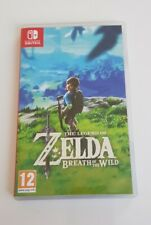 The Legend of Zelda: Breath of the Wild -  NINTENDO SWITCH BOX ONLY