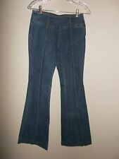"Guess Jeans Stretch Blue Jeans Womens Size 26"" Flare"