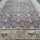Stunning New Top Quality Handmade Palace Size Oriental Rug, Floral Design, 12x18