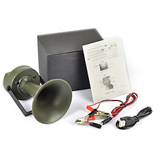 Hunting LCD MP3 Player Bird Caller 130dB Built-in 182 Sound Louder Speaker Decoy