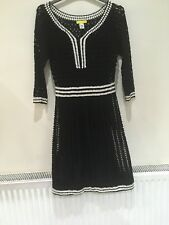 Exquisite Dress By Designer CATHERINE MALANDRINO  UK Size 8