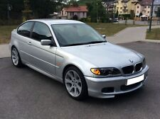 For BMW 3 E46 Compact Front Swap Fender Flares PRIMED