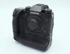 Fujifilm X-H1 Camera + Kit batterie + Verre protection