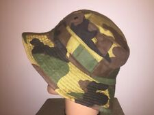 "Men's Kid's Womens J Hats Camouflage Fishing Army Crush Bush Hat 57 cm (7"")"