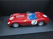CMF 1:18 Ferrari 250 TR No.7, Scuderia Ferrari Limited Edition 100 pcs. OVP
