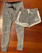 LOT GIRLS JUSTICE Shorts and Pants GREY *Size 8*