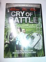 Cry of Battle DVD classic war movie Van Heflin Rita Moreno Cinema Deluxe NEW!