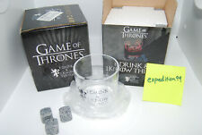 New ListingDesired Carts Inspired Game of Thrones Whiskey Glass, Thats What I Do I Drink