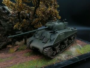 Dragon Sherman M4 Firefly 1:35 Built & Painted