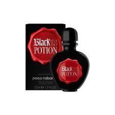 Black XS Potion limited editon Paco Rabanne Eau de Toilette Woman 1.7 oz