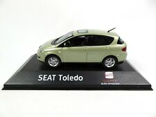 Seat Toledo 3 Fresco Green - 1:43 VAPS Diecast Dealer Model Car SE27