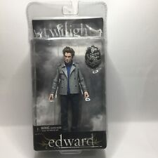 Collectable Sealed Twilight Edward Figure Reel Toys Neca New