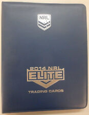 NRL 2014 Elite full common set and Binder