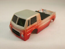 TYCO #8632 RED/SILVER/BLACK TRICK TRUCK ~ COMPLETE WITH CHROME PIPES ~ EXC~ RARE