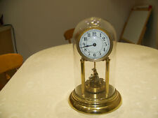 Rare pendulum 400 day clock,torsion dome clock,anniversary clock