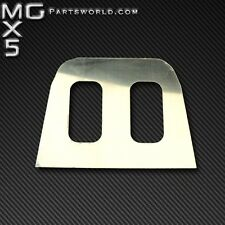 MAZDA MK1 EUNOS MX5 STAINLESS STEEL WINDOW SWITCH TRIM SURROUND