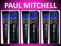 PAUL MITCHELL THE COLOR XG DYE SMART 3 OZ PERMANENT HAIR COLOR VARIETY LEVEL 7-8