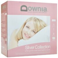 Downia Silver Collection Goose Down Doona|Quilt SUPER KING|KING|QUEEN|DOUBLE