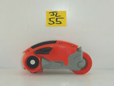 Vintage Walt Disney Productions Tron Light Cycle - Red 1981 Tomy Japan - Jl055