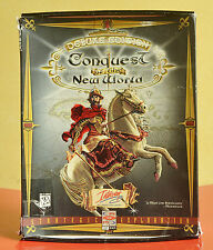 Conquest of the New World (Deluxe Edition) (PC, 1997)
