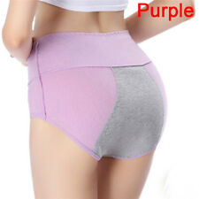Women Menstrual Underwear Panties Seamless Physiological Leakproof Underweardhn Pink L