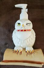 Harry Potter Hedwig (Owl) Lotion Pump New in Original Box