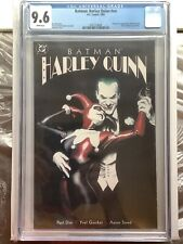 Batman Harley Quinn 1999 1st print CGC Graded 9.6 White pages - 1st App in DCU