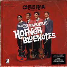 Chris Rea - Fabulous Hofner Bluenotes (Book - 2x10'LP - 3-CD) - Pop Vocal