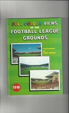 Full Colour Views of the Football League Grounds by Chris Ambler 1990