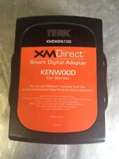 XM - Sirius Satellite Radio Kenwood XMDKEN100 (main Tuner Piece ONLY)