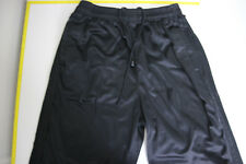 BROOKLYN XPRESS Black Athletic Pants Size XXL Active Wear Track Sports Polyester