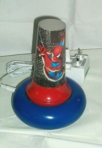 Spider Man Rechargeable Night Light with Charger- Blue Base