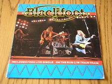 "BLACKFOOT - DRY COUNTY    7"" VINYL DOUBLE PACK PS"