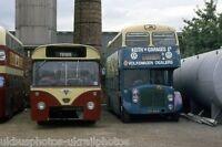 Red Rover Aylesbury DPP990B & AEC Reliance Depot 6x4 Bus Photo