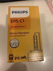 NEW PHILIPS 85415C1 D1S XENON HEADLIGHT BULB ORIGINAL OEM  BRAND NEW IN BOX