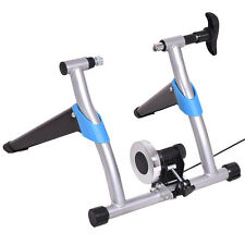 Exercise Bicycle Trainer Stand Stationary Indoor 8 Levels Magnetic Resistance