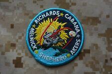 Y16 écusson insigne patch Aérospatiale MELNICK RICHARDS SHEPHERD CABANA AKERS