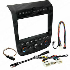 99-7612B Double-Din Car Stereo Mount & Wires for Murano, Radio Install Dash Kit