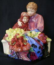 """ROYAL DOULTON FIGURINE """"Flower Seller Children"""" HN 1342"""