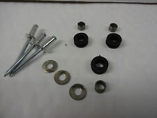 Triumph Spitfire TR4 TR5 TR6 GT6 HEATER MOTOR GROMMETS WITH FITTINGS NEW SMITHS